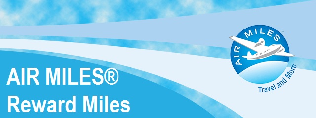Bekins Offers AIR MILES rewards when you move with us