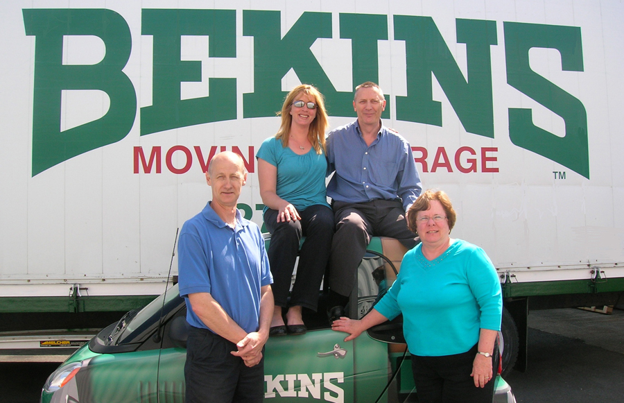 Bekins Victoria office -  				    professional movers in Victoria BC